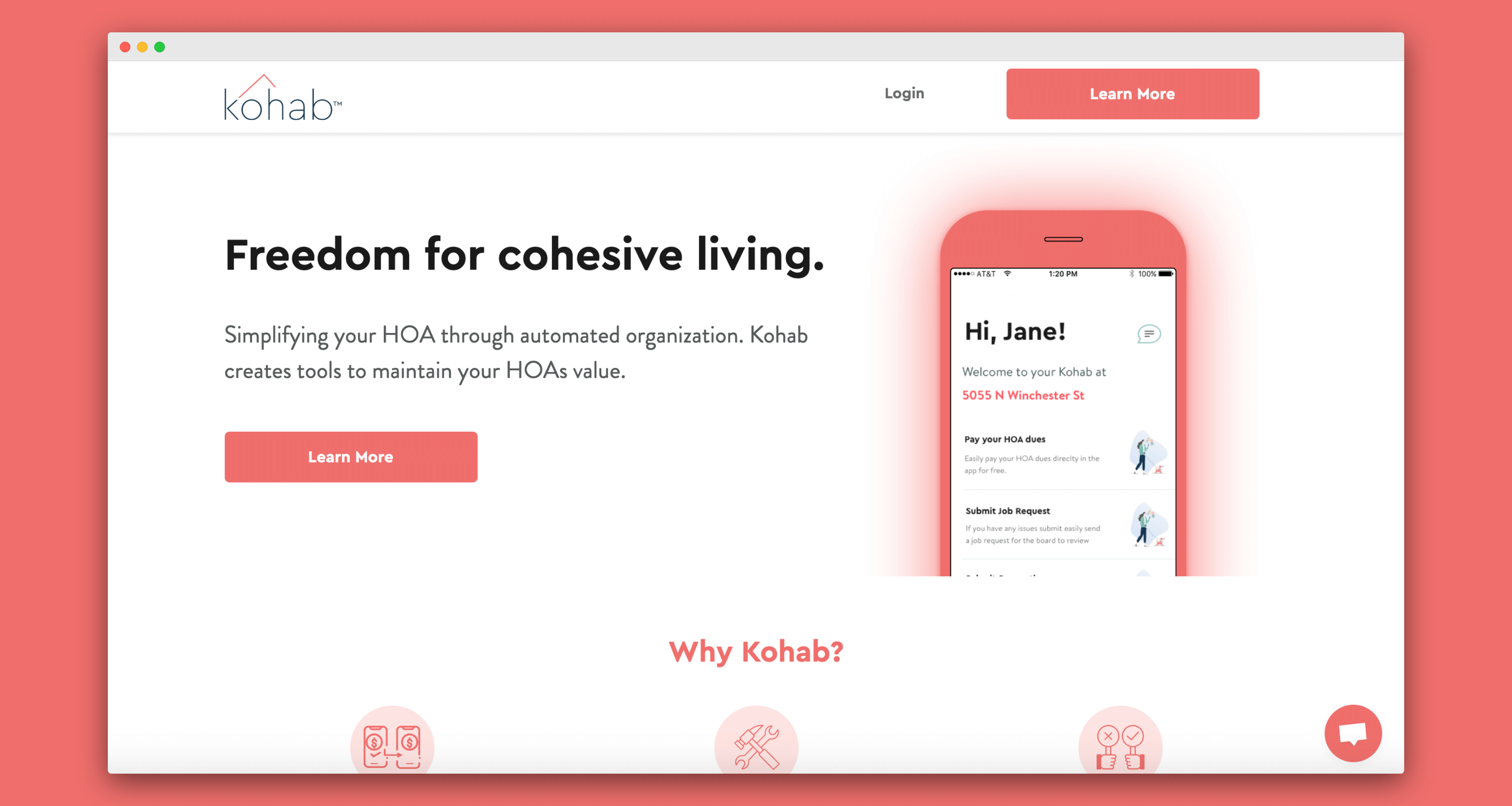 Kohab transforms lives of home owners with Reliable Bits